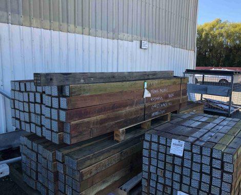 Power Poles - Utility Poles - Axe Breaker Hardwood New Zealand (6)